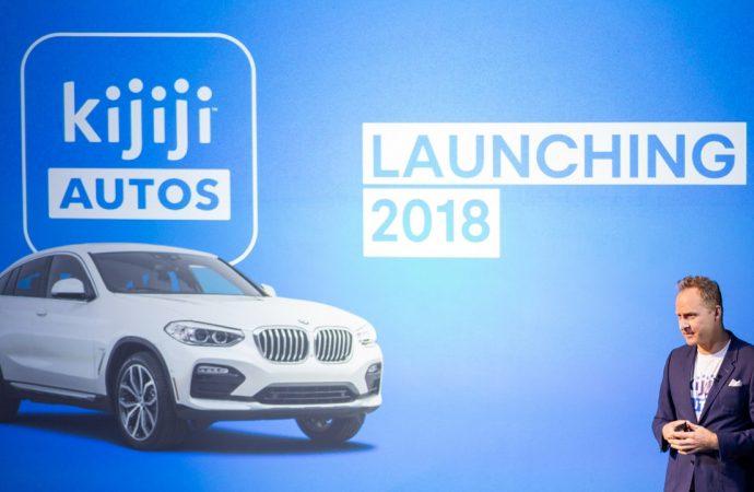 Kijiji lance «Kijiji Autos» – Une nouvelle plateforme d'achat de voitures