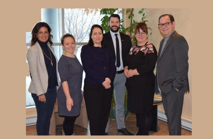 Attraction de main-d'œuvre à Drummondville: L'équipe est maintenant formée pour accompagner les entrepreneurs