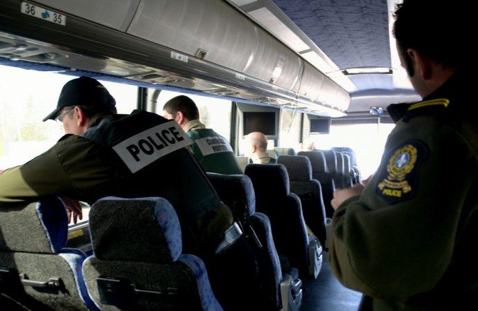 Les conducteurs délinquants ciblés par la Sûreté du Québec et agents du Contrôle Routier Québec au Centre-du-Québec