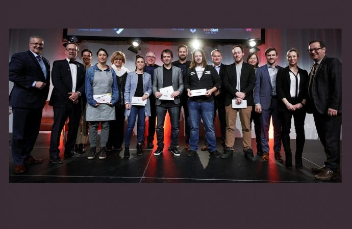Dans l'œil du Mentor 2018: Groupe Axess grand gagnant!