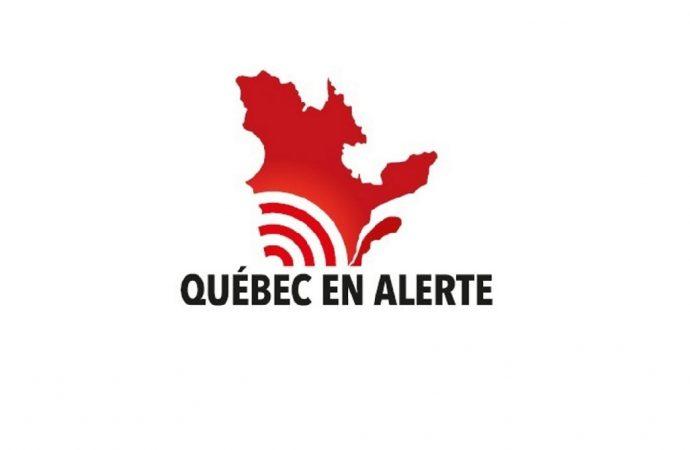 Un test du système d'alerte au public aura lieu au Canada et au Québec le 28 novembre 2018
