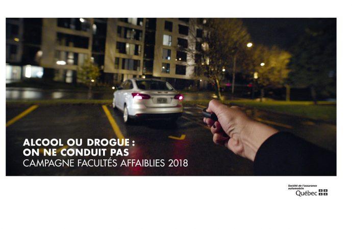 La SAAQ lance sa nouvelle campagne de sensibilisation