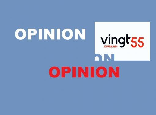 Opinion – Des changements climatiques, ici et maintenant