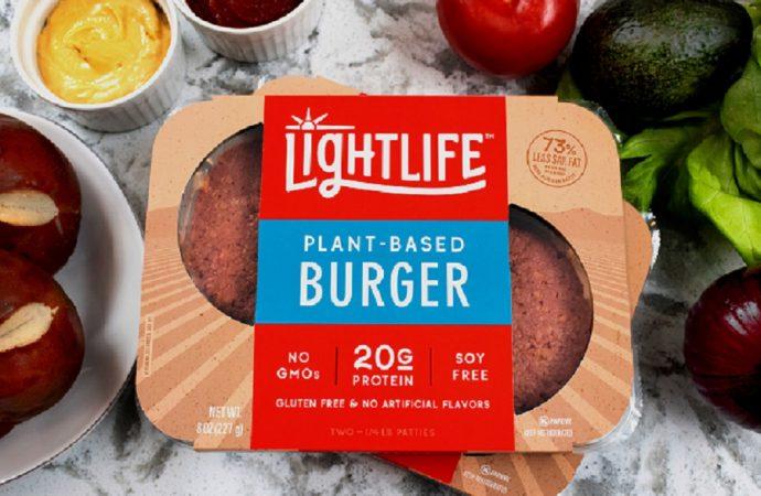 Lightlife impressionne avec un steak haché végétal qui gagne en goût, nutrition et ingrédients