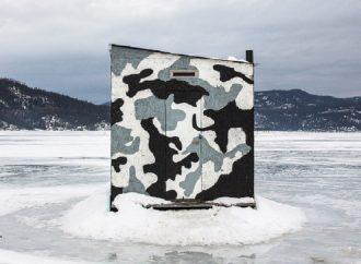 La Galerie d'art Desjardins présente l'exposition «Pignons sur glace» de Claude Guérin