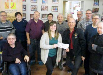 La Fondation Michel Gouin fait un don à Parrainage Civique Drummond