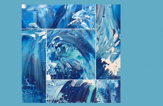 «ORIGINE | Les Blue de Gail II: retour aux sources» chez Axart