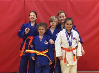 Belle performance pour les judokas de Drummondville