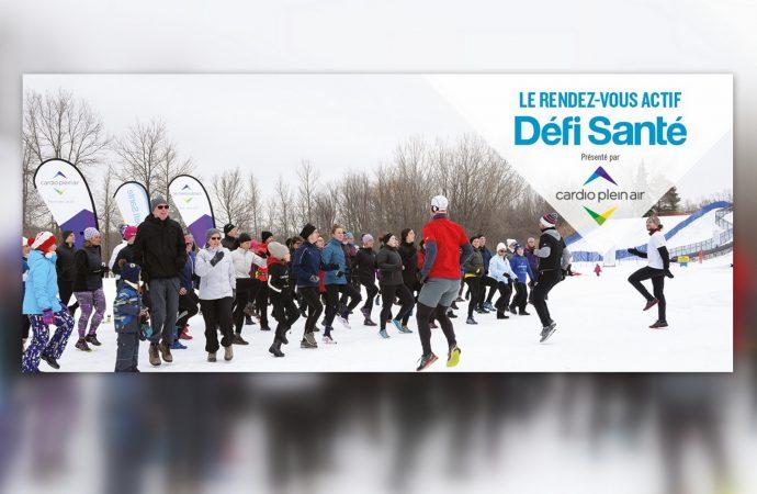 Cardio Plein Air et Défi Santé présentent la quatrième édition du Rendez- vous actif Défi Santé