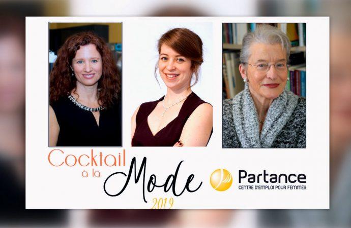 Des femmes remarquables mises à l'honneur lors de la soirée-bénéfice Partance