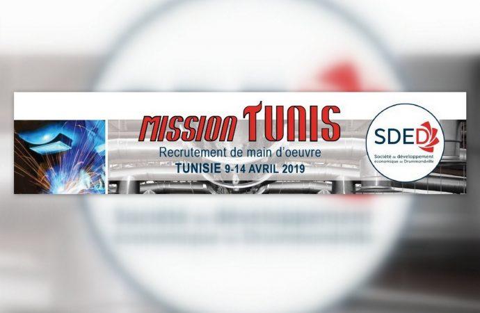 Missions de recrutement au Maghreb en avril Une douzaine d'entreprises accompagneront la SDED