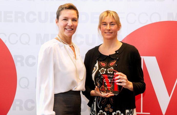 SOPREMA, finaliste aux Mercuriades dans la catégorie employeur de l'année
