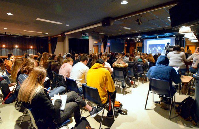 Conférences, documentaires et échanges au cœur de la Semaine des sciences humaines 2019 Au cégep de Drummondville, du 8 au 12 avril prochain