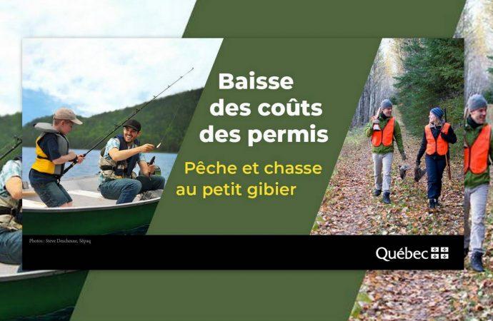 Des mesures concrètes pour favoriser la relève en chasse et pêche