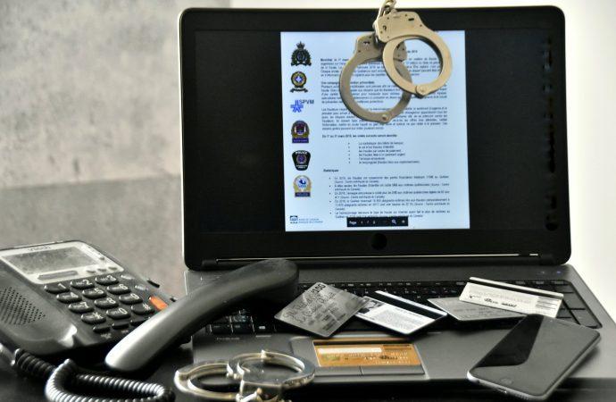 Vol de renseignements personnels – Méfiez-vous de toute situation où l'on tente de vous aider à protéger vos renseignements personnels