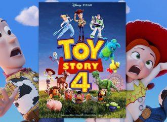 Histoire de jouets 4 en salle le 21 juin 2019 …avec un nouveau jouet!