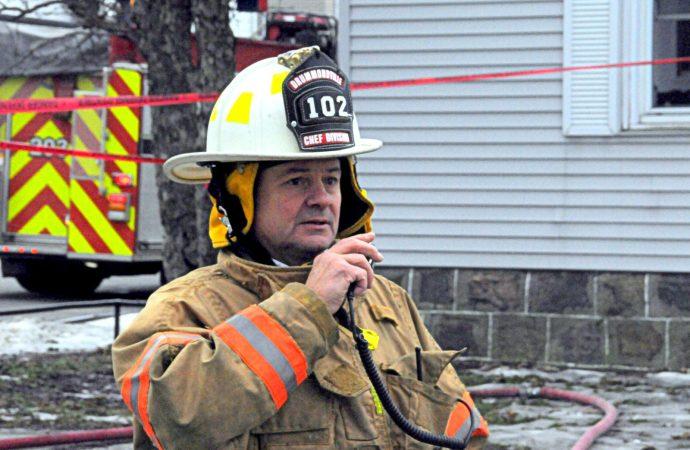 Yves Beaurivage nommé à la direction du Service de sécurité incendie et sécurité civile