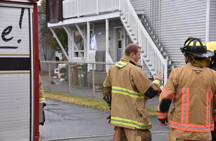 Incendie de sécheuse rapidement maîtrisé sur la 6e avenue à Drummondville