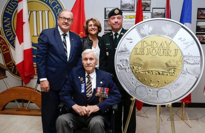 La Monnaie royale canadienne met en circulation une nouvelle pièce de 2 $