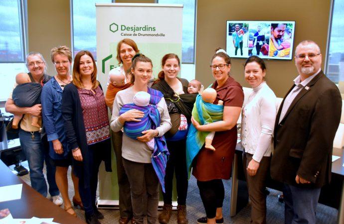 Accès portage Desjardins – un projet porteur pour 30 familles de Drummondville