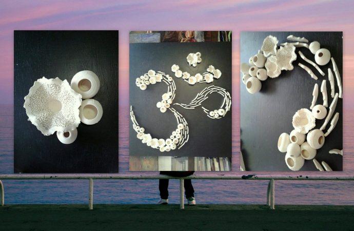 Les éléments Terre et Eau au cœur d'une exposition de céramiques chez Axart en juin