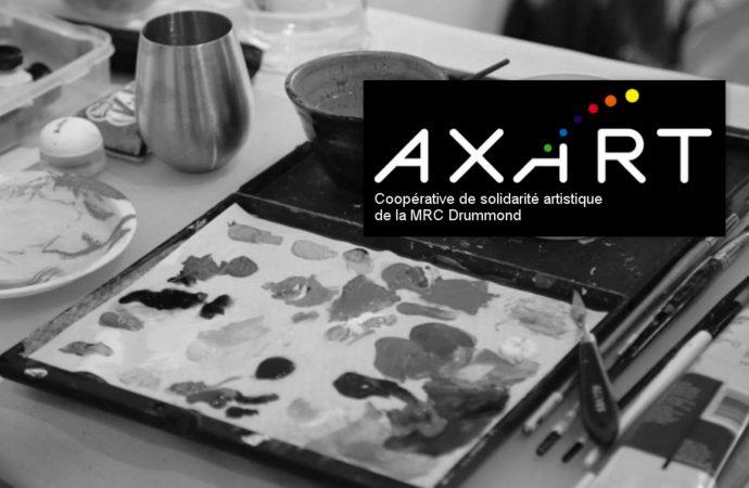 Axart – Vernissage: exposition « Lumière de l'ombre » par 9 artistes