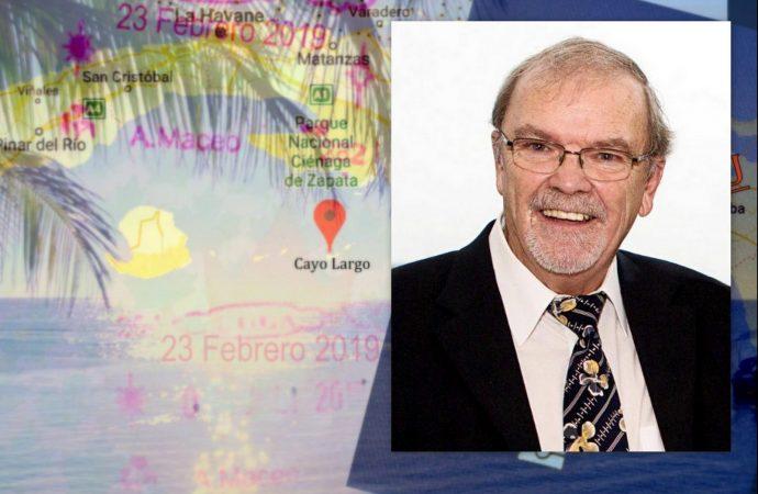 M. Clément Bourgois porté disparu à Cuba, la famille tiendra un rassemblement d'adieu à la mémoire du Drummondvillois.