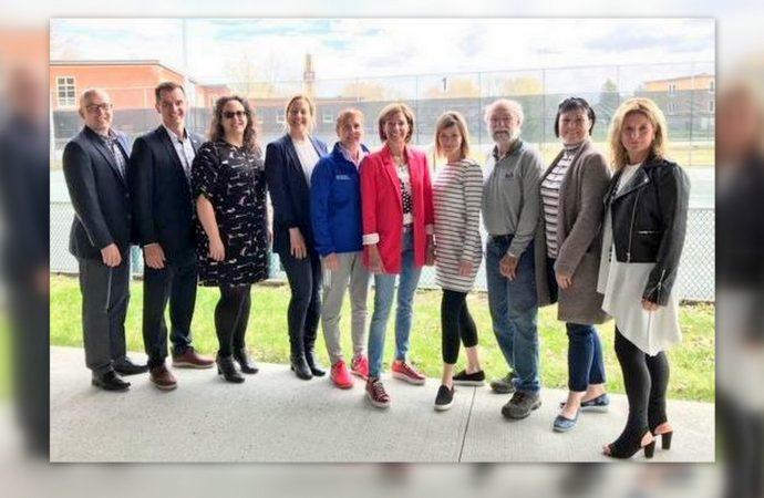Une ère de renouveau pour les membres de L'Association de tennis de Drummondville
