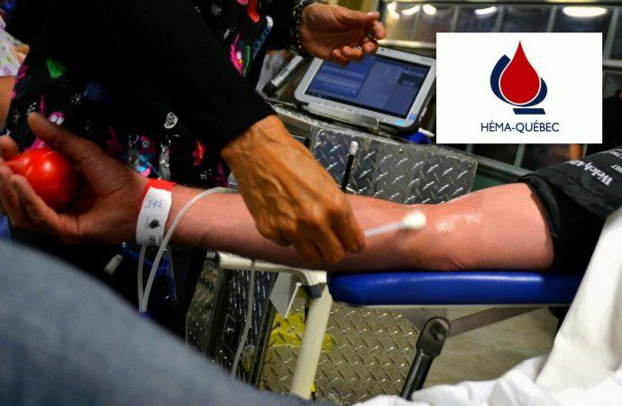Homme ayant eu une relation sexuelle avec un homme – Modification au critère d'admissibilité au don de sang à partir du 3 juin 2019