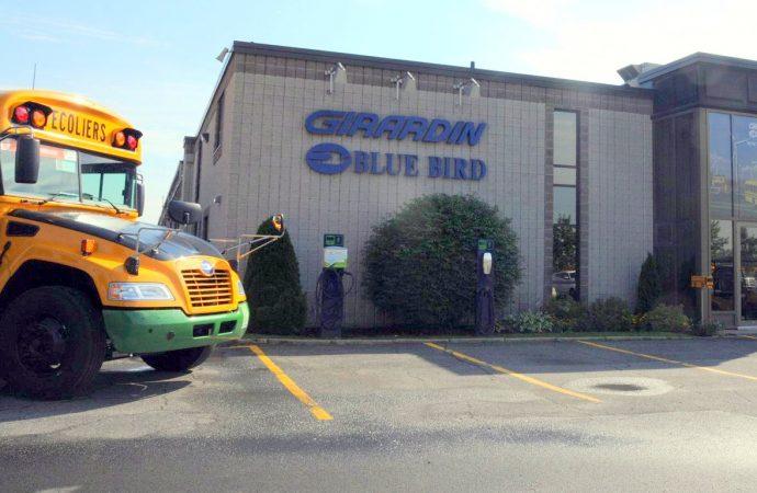 Un 300e autobus scolaire électrique livré par Blue Bird