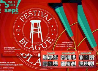 Festival de la Blague – Troisième édition, nouvelles dates et une programmation hilarante