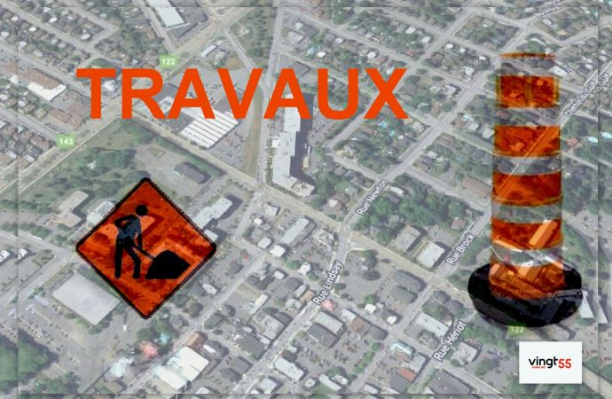 Info circulation – Travaux de forage sur la rue Saint-Georges
