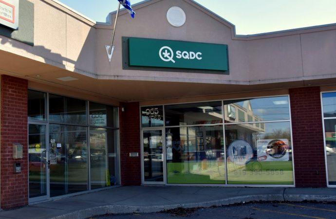 Une nouvelle concession Maison d'Herbes voisin de la SQDC de Drummondville