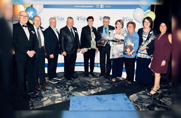 La SSJBCQ célèbre ses 75 ans et réélit Jocelyn Gagné pour une 3e année à la présidence
