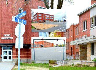 De plus belles cours d'école à Drummondville dès la prochaine rentrée grâce à un investissement du gouvernement du Québec