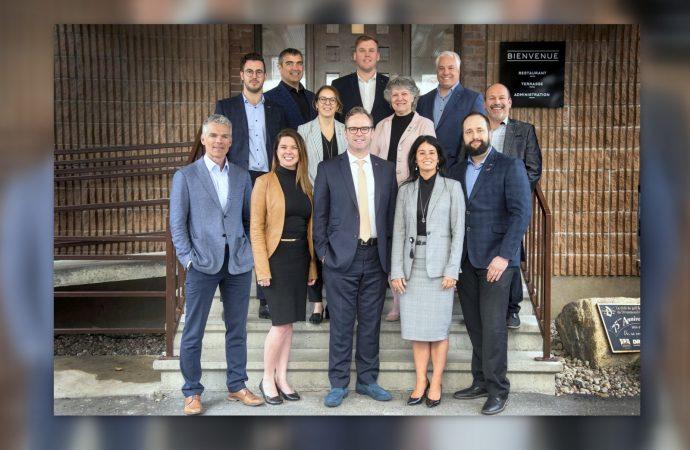 Bilan de la saison 2018-2019 de la CCID et Dominic Guévin, nommé président de la CCID