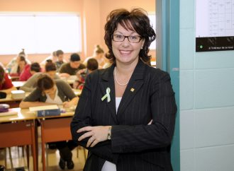 Un troisième mandat pour Brigitte Bourdages à la tête du Cégep de Drummondville