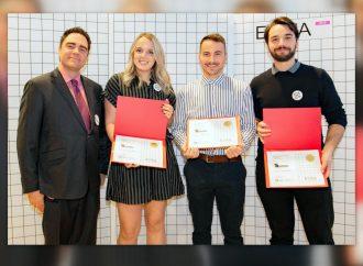 SOPREMA remet trois bourses aux diplômés de l'école d'Architecture de l'Université Laval