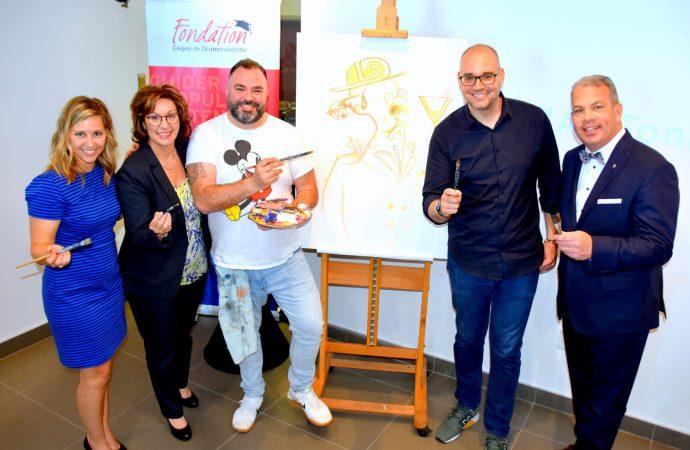 """La Fondation du Cégep de Drummondville innove avec """"Art Tonik"""", où culture et entrepreneuriat seront au rendez-vous !"""