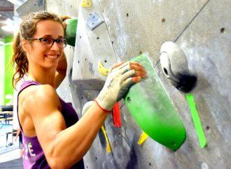 Béatrice Moyen-Sylvestre, une Drummondvilloise aux championnats mondiaux ''Ninja Warriors''