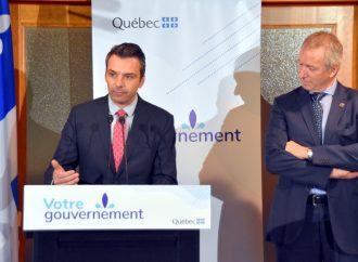 69 millions pour des projets d'infrastructures prioritaires dans Johnson et Drummond–Bois-Francs