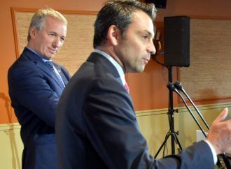 Le Ministre André Lamontagne et député Sébastien Schneeberger annoncent près de 4 M$ pour cinq projets dans la région du Centre-du-Québec