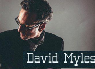 DAVID MYLES – En tournée au Québec de passage à Drummondville