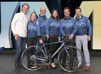 Grand défi Pierre Lavoie 2019 – L'équipe UMQ-Énergir fera la promotion d'un mode de vie physiquement actif