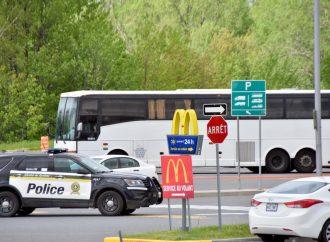 Alerte au colis suspect dans un autobus rempli de passagers au Madrid 2.0