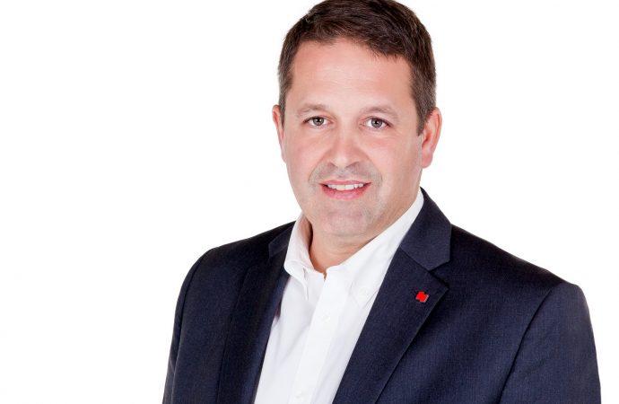 Nouvelle présidence du conseil d'administration Sainte-Croix/Heriot, Martin Tourigny accède à la présidence