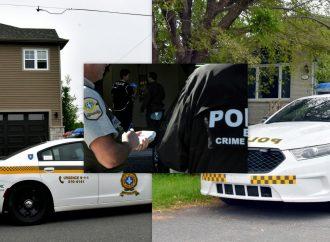 Trafiquants de stupéfiants – Frappe policière de l'équipe des enquêtes et de la coordination sur le crime organisé dans la MRC de Drummond