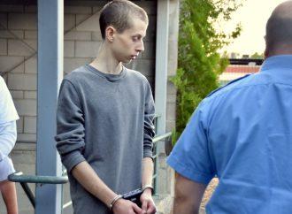 Opération policière dans milieu scolaire, l'accusé Philippe Lauzon-Proulx demeure détenu