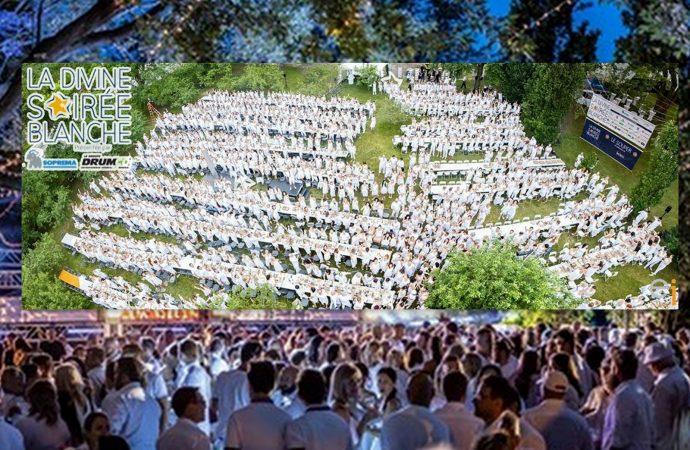 La Divine Soirée Blanche – Près de 1 250 personnes et 160 000 $ en profits nets