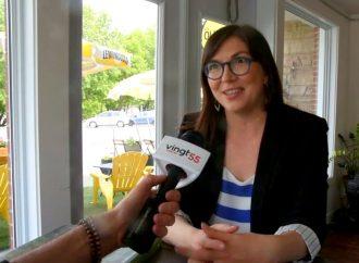 Élection partielle – Entrevue avec Sarah Saint-Cyr Lanoie, candidate comme conseillère municipale du district 4 de Drummondville